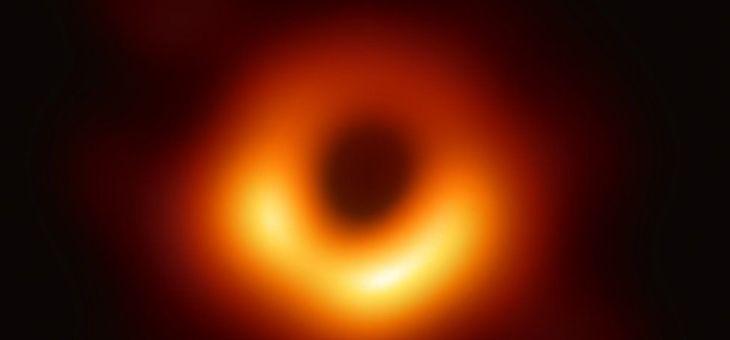 Dev karadeliğin fotoğrafı ilk kez çekildi