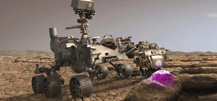 NASA'nın Perseverance gezgini Mars yüzeyinde X-ışınıyla uzaylı fosili arayacak