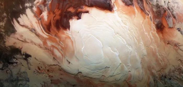 Mars yüzeyi altında birden fazla göl barındırıyor olabilir.