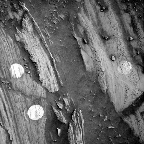 Spirit : Panoramic Camera : Sol 1220