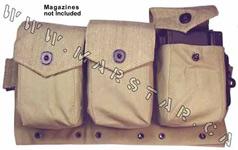 M1918 BAR Mag Belt, Canvas, WWII U S  – MARSTAR CANADA