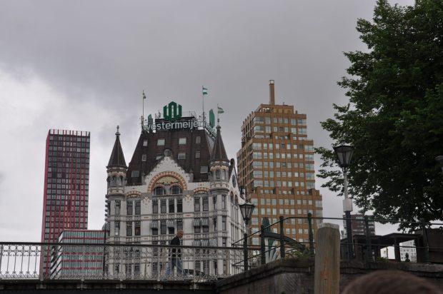 Dit was vroeger de hoogste wolkenkrabber van Europa...