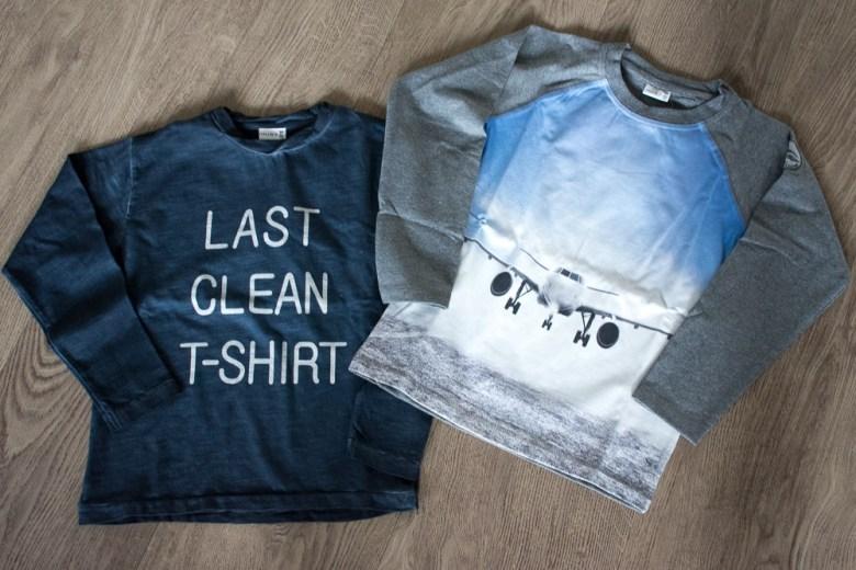 Deze H&C shirts had Marguerita voor ons uitgezocht.