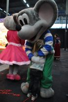 knuffelen met jul