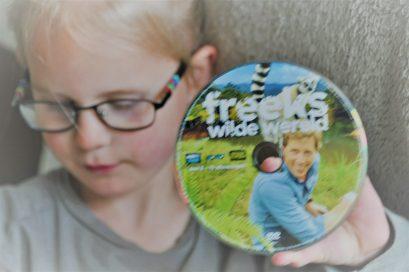 freeks wilde wereld dvd