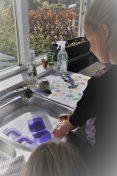 afwassen met method