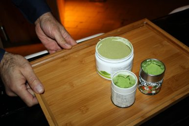 thee festival matcha thee