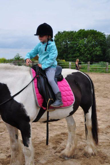 pony rijden
