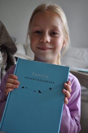 familie vakantie dagboek
