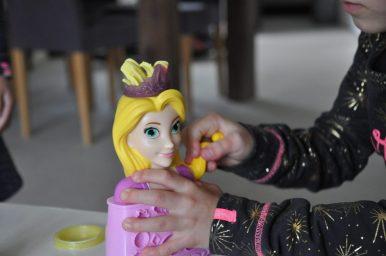 rapunzel play doh kapsalon