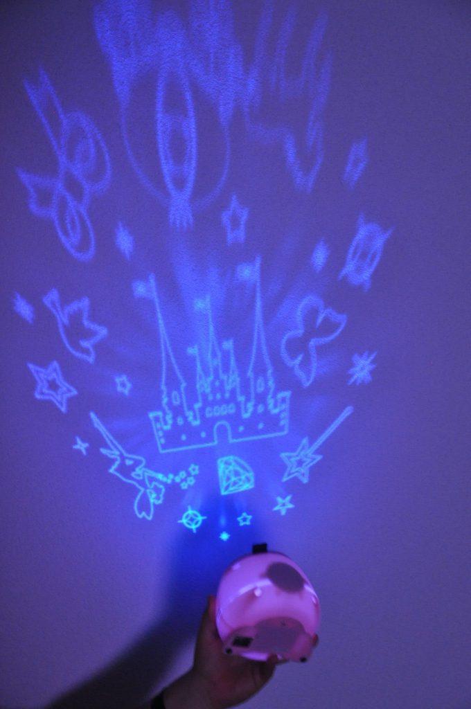 big ben stella projectie