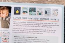 milestone kaarten outdoor