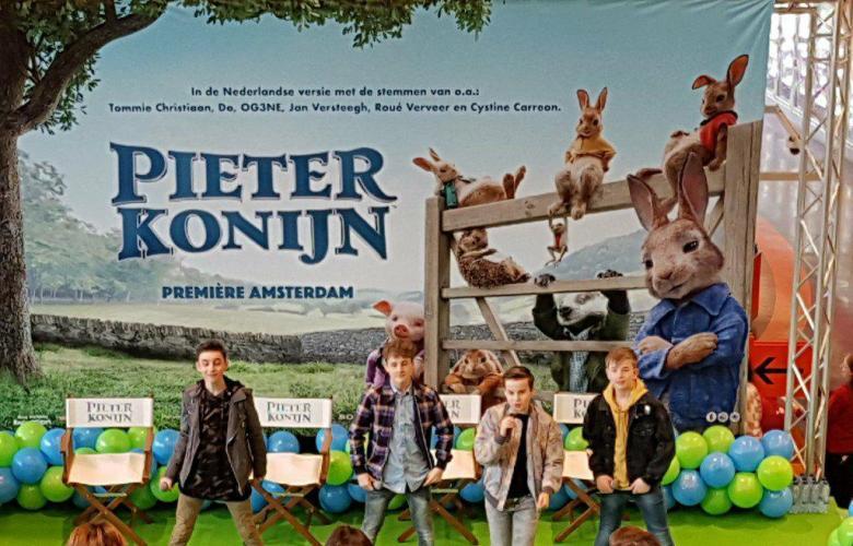 pieter konijn premiere