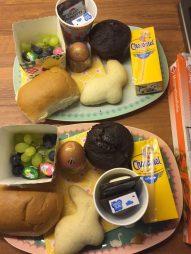 paasontbijtjes maken voor school
