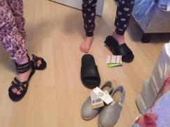 footway shopping
