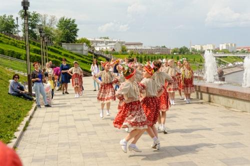 russische klederdracht