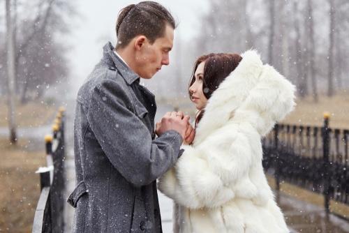 russisch bruidspaar