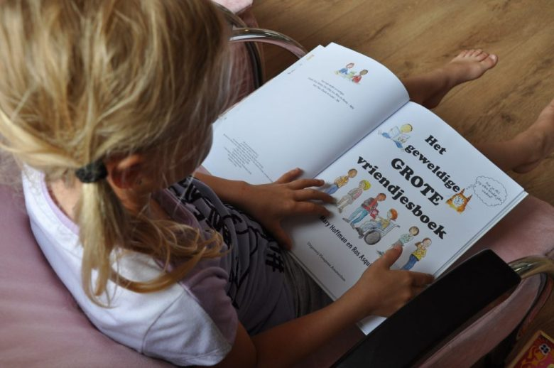 vriendjes boek
