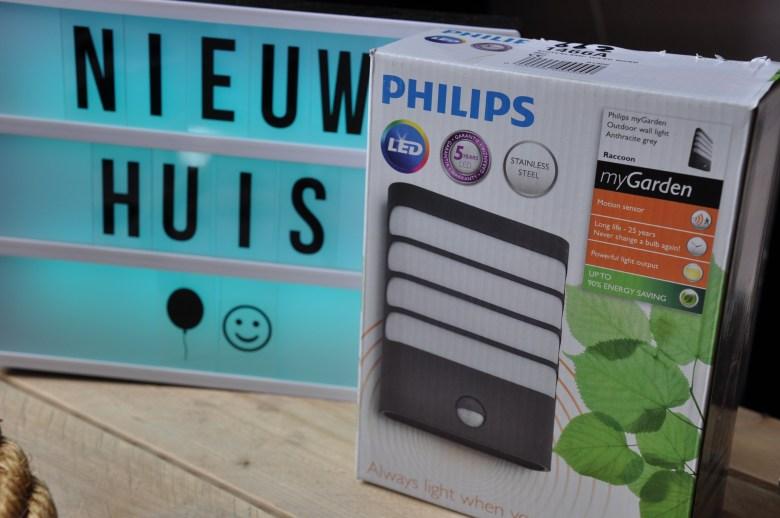 philips sensorlamp