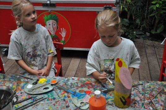 center parcs limburgse peel kids crea