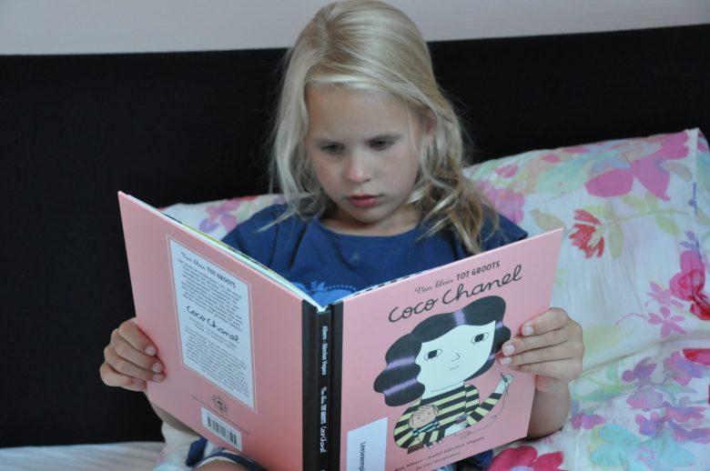 coco chanel voorleesboek