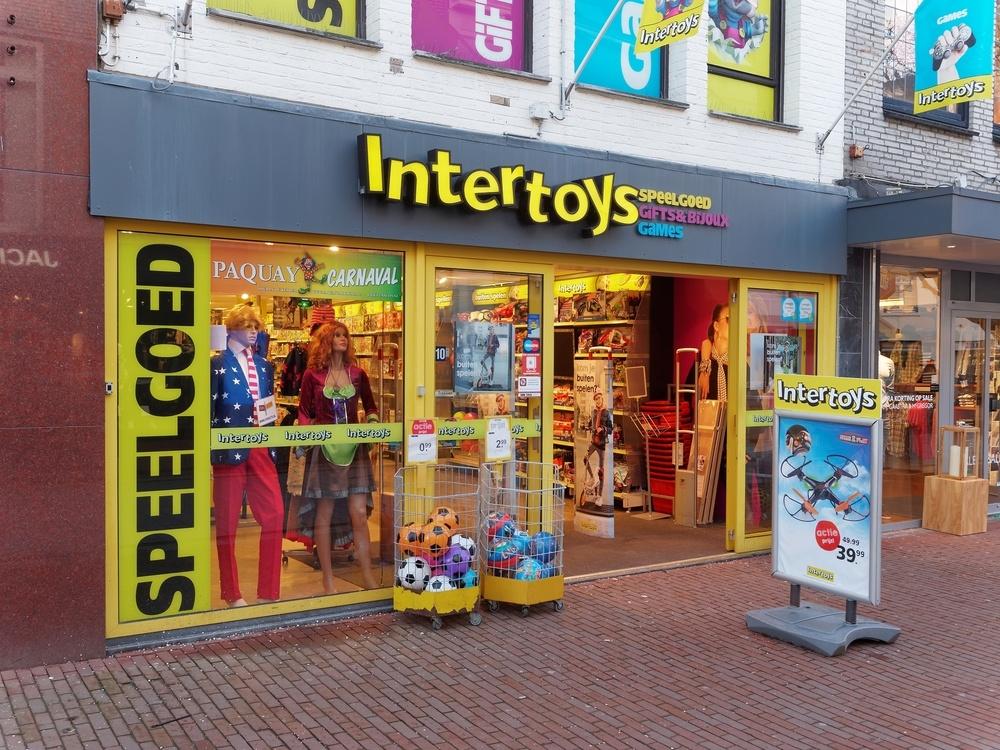 Intertoys shoplog: wat meisjes van 6 en 7 kopen van hun zakgeld