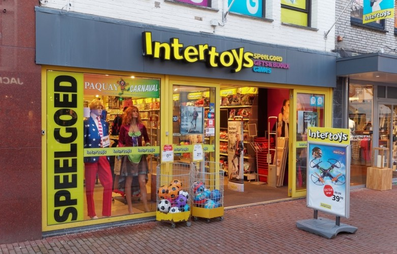intertoys speelgoedwinkel