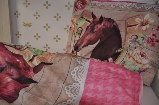 paardendekbedovertrek