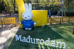 Madurodam met jonge kinderen