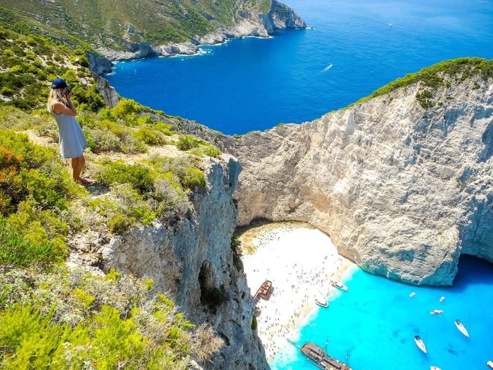 Top 5 bestemmingen Griekenland