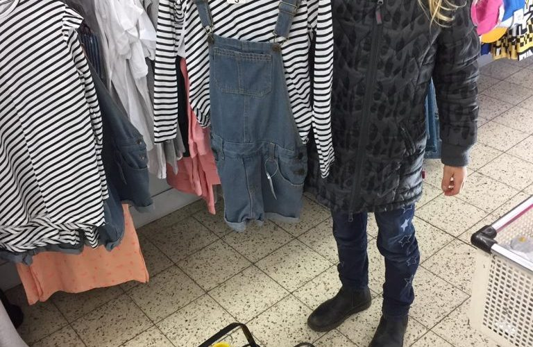 shoppen bij de zeeman 2019