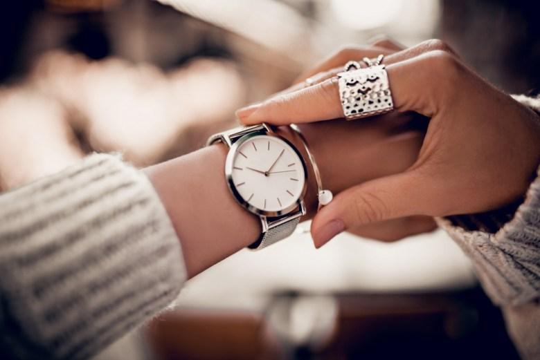 horloge voor vrouw