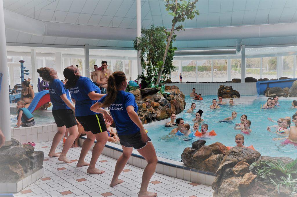 vakantiepark buitenhof de leistert zwembad