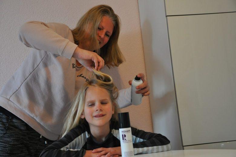 inshape hair testen