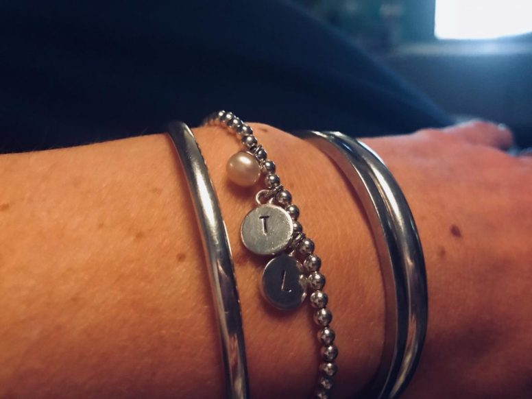 armband initialen