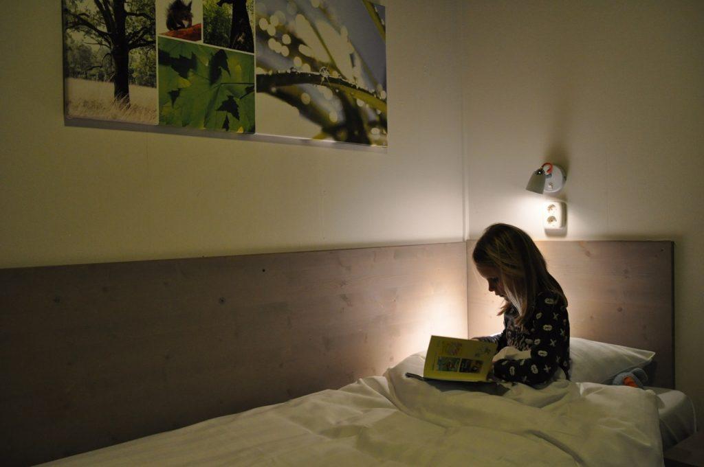 landal heideheuvel ervaring slaapkamer huisje