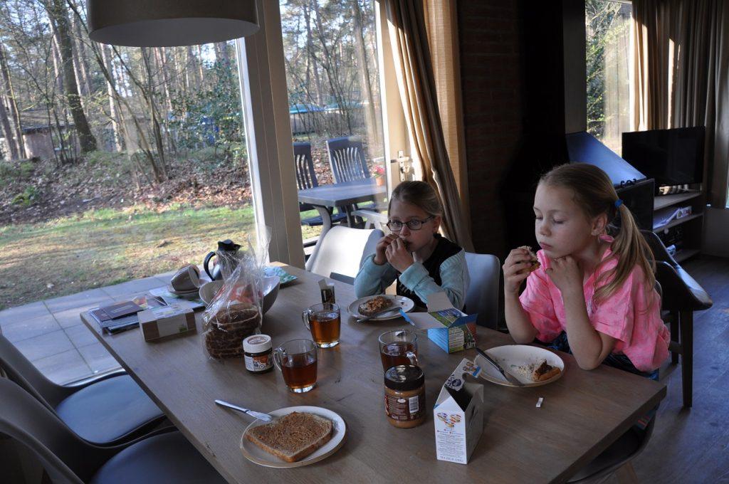 landal heideheuvel ervaring ontbijt