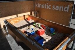 landal heideheuvel ervaring kinetisch zand