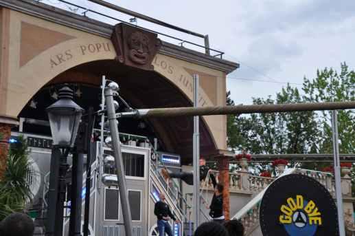 europapark ervaring stuntshow