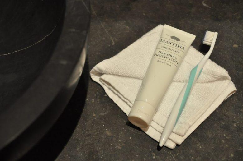tandpasta mastiha