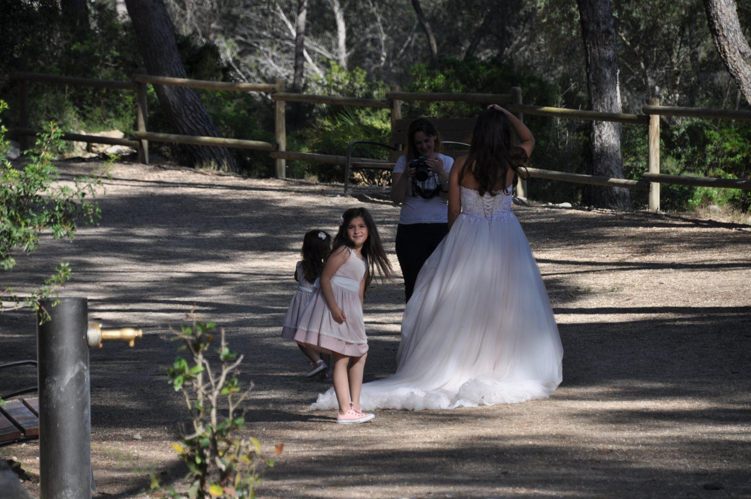 bruiloft spanje