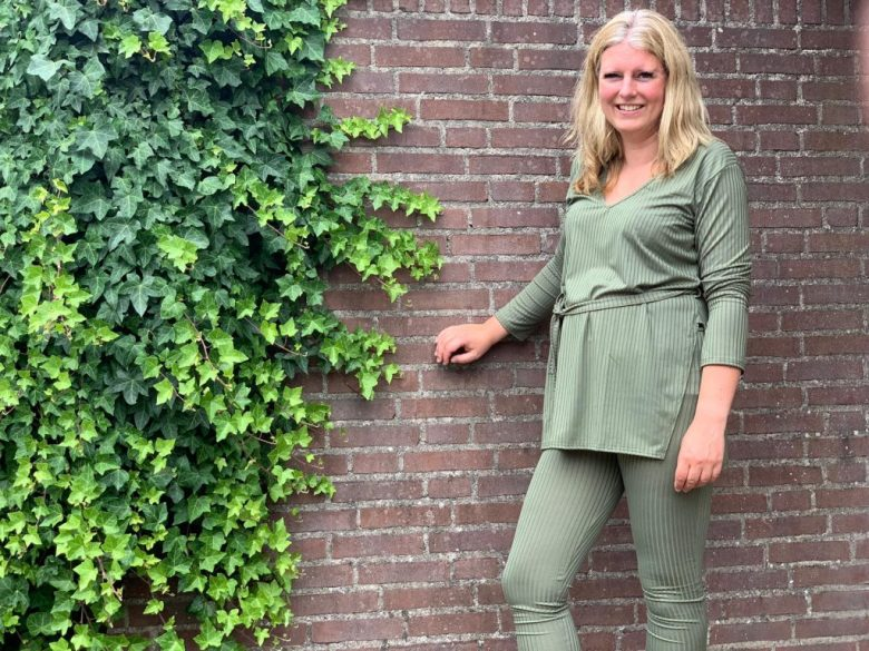 groene outfit