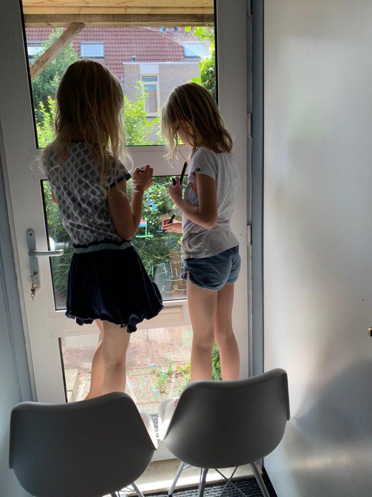 deur versieren