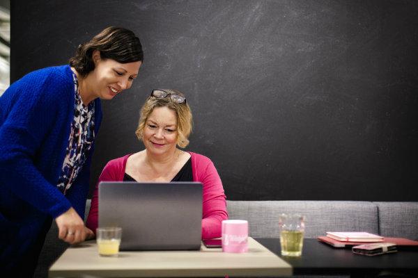 Webjuffie website & online academie