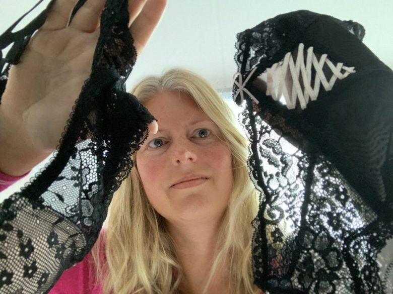 lascana lingerie set