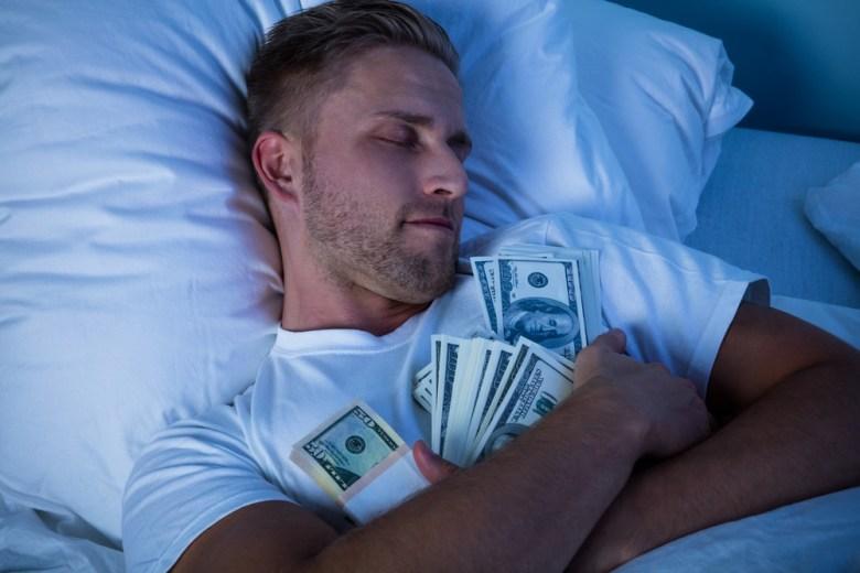 geld deken