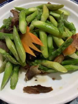 chinees asperges