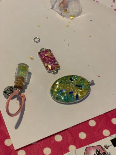 totum bling bling jewellery knutselset