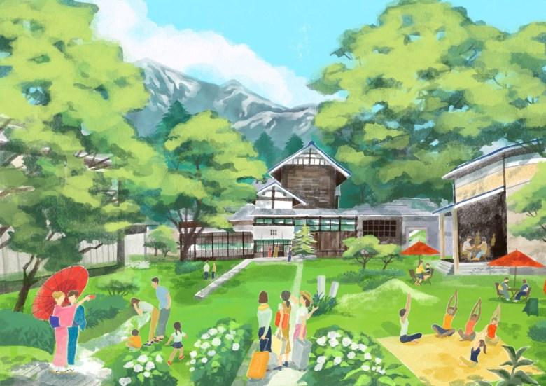 japan vakantie