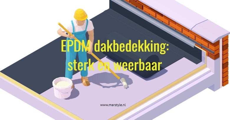 epdm dakbedekking